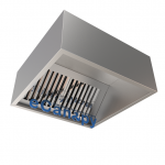 Box Extraction Canopy Kit 1500 mm x 1100mm