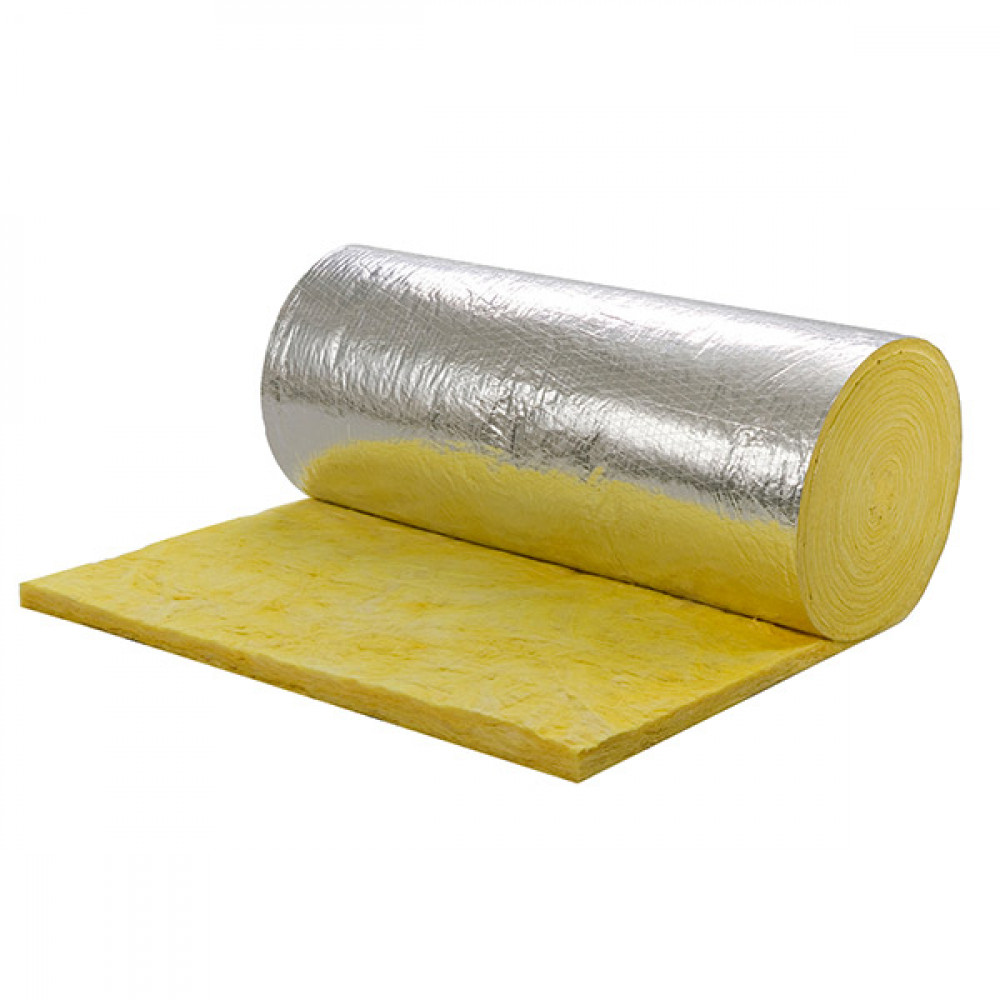 Duct insualtion for Glass fiber blanket insulation