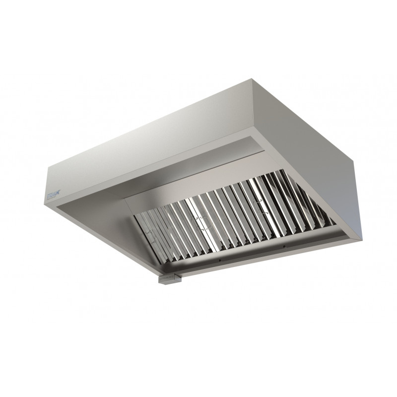Commercial Kitchen Fan Extraction Kit 1800mm 6ft