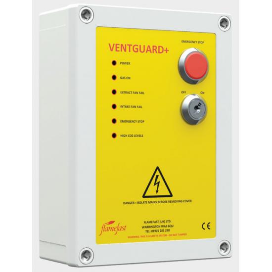 Gas Interlock Kit Commercial Kitchen