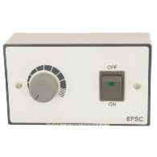3 Amp electronic fan speed controller